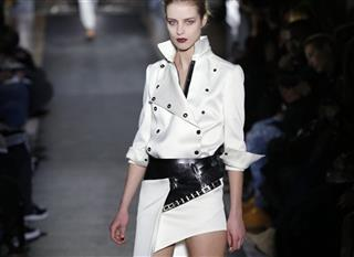 Paris Fashion Vaccarello