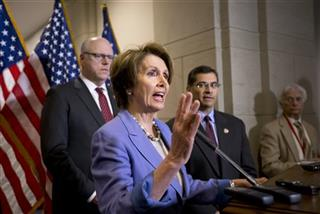 Nancy Pelosi, Joe Crowley, Xavier Becerra