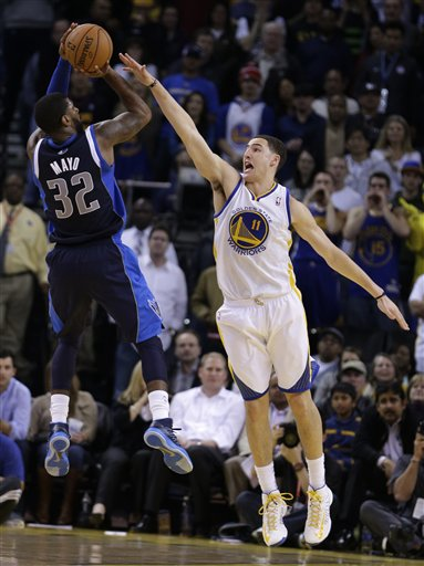 O.J. Mayo, Klay Thompson