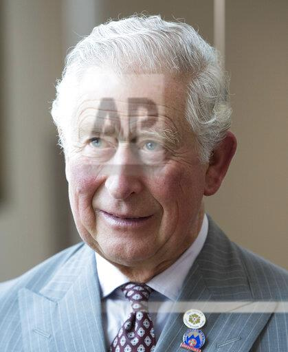 Prince Charles tests positive for Coronavirus - 3/25/20