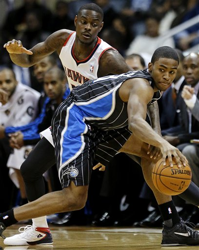 Moe Harkless, Anthony Morrow