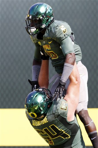 De'Anthony Thomas, Tyler Johnstone