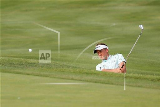 SPWIRE AP S GLF TX United States 274877 GOLF: MAY 19 PGA - AT&T Byron Nelson - Second Round