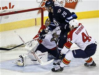 Winnipeg Jets vs Florida Panthers