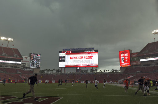 Weather Delay