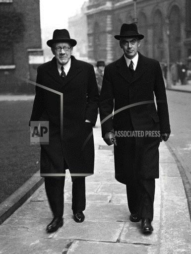 Walter Elliot and W.S. Morrison