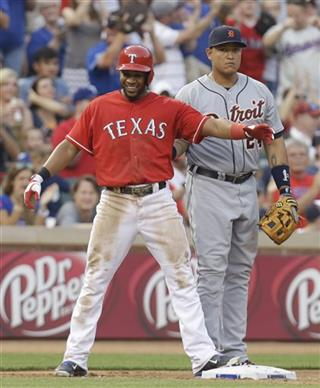 Elvis Andrus, Miguel Cabrera