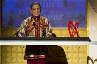 Ruth Bader Ginsburg