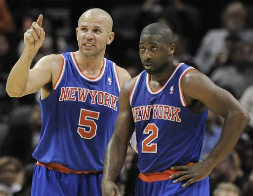 Jason Kidd, Raymond Felton