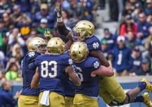 Notre Dame Football Spring Game