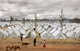 Kenya Africa Internally Displaced People