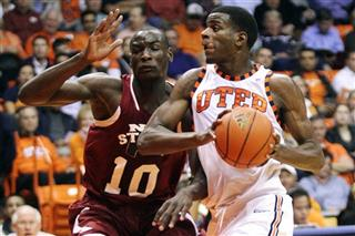 New Mexico St UTEP Basketball