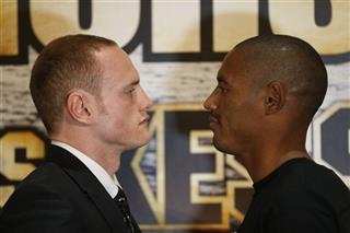 George Groves, Gonzalez Alcoba