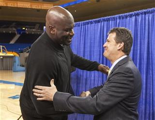 Shaquille O&#039;Neal, Steve Alford