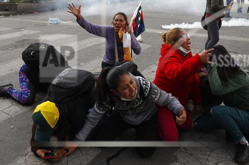 Bolivia Protests