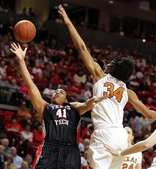 Texas Tech Texas Basketball
