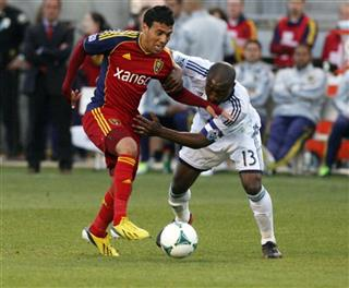 MLS Whitecaps Real Salt Lake Soccer