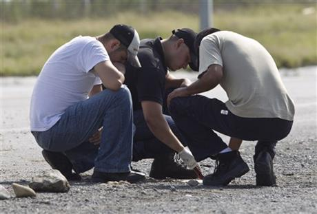 Mexico Drug War Unidentified Bodies