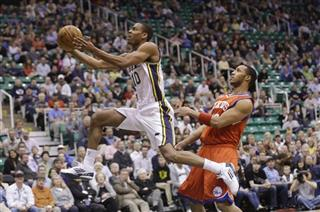 Alec Burks, Evan Turner
