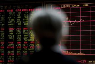 China Stock Jitters