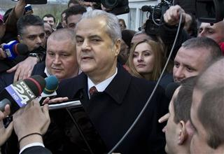 Romania Ex Prime Minister Nastase