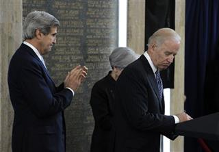 John Kerry, Joe Biden