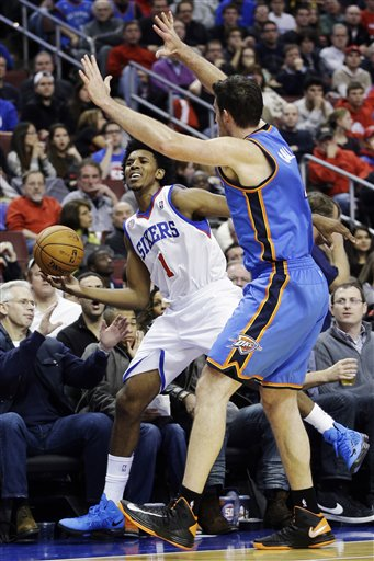 Nick Young, Nick Collison