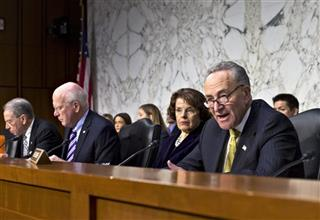 Charles Schumer, Dianne Feinstein, Patrick Leahy, Chuck Grassley