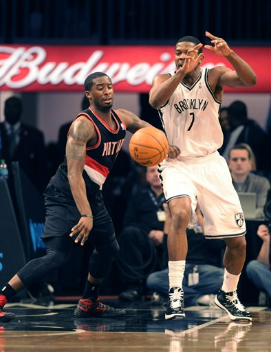 Joe Johnson, Wesley Matthews