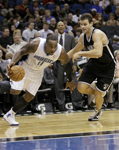 Glen Davis, Kris Humphries