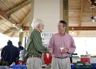 Mark Sanford, Tom Spangler