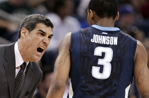 Jay Wright, Tyrone Johnson