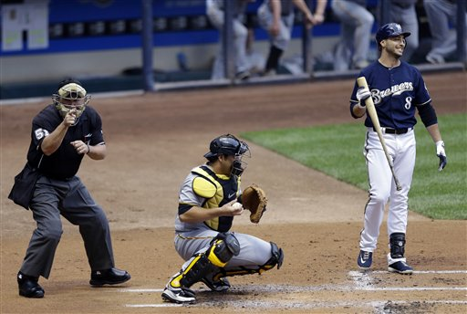 Ryan Braun, Marvin Hudson