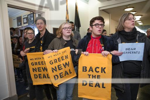 Election 2020 Green New Deal
