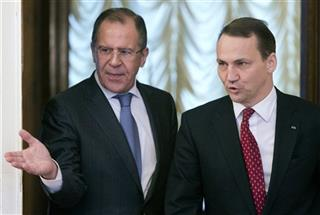 Radoslaw Sikorski, Sergey Lavrov