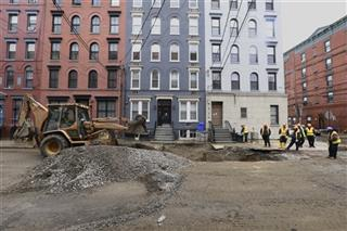 Hoboken Water Main