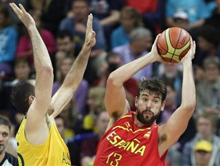 Marc Gasol, Aleks Maric
