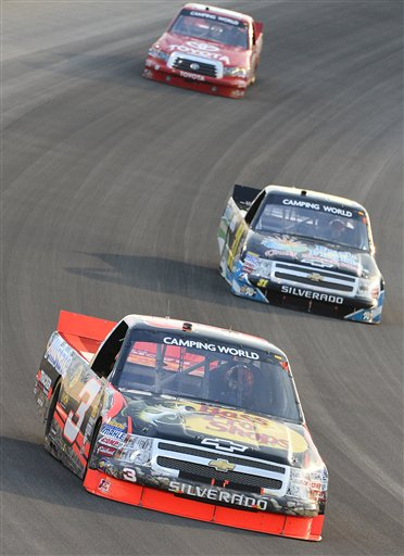 Ty Dillon, James Buescher