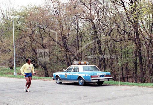 Associated Press Domestic News New York United States File photo CENTRAL PARK JOGGER