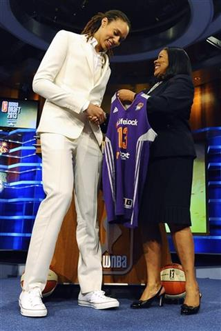 WNBA Draft Basketball