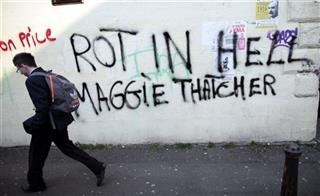 Britain Northern Ireland Thatcher