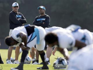 Ron Rivera, Steve Wilks