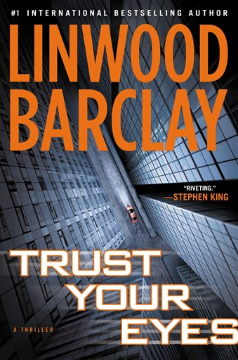 Book Review Trust Your Eyes