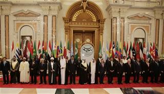 Mideast Saudi South America Summit