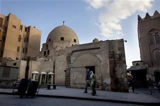 Mideast Egypt Languishing Antiquities