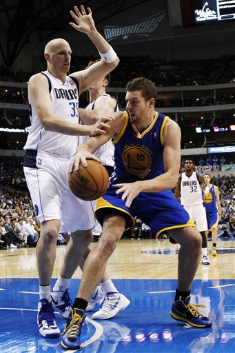 David Lee, Chris Kaman