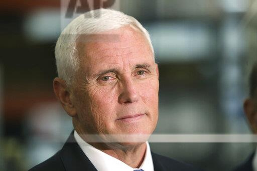 Pence Trade War Campaign