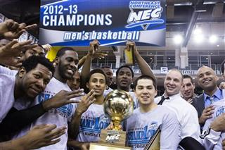 NEC Mount St Marys LIU Brooklyn