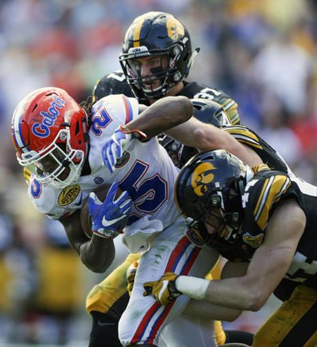 Outback Bowl Football