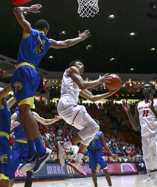 San Jose St New Mexico Basketball